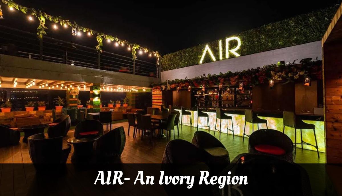 AIR- An Ivory Region