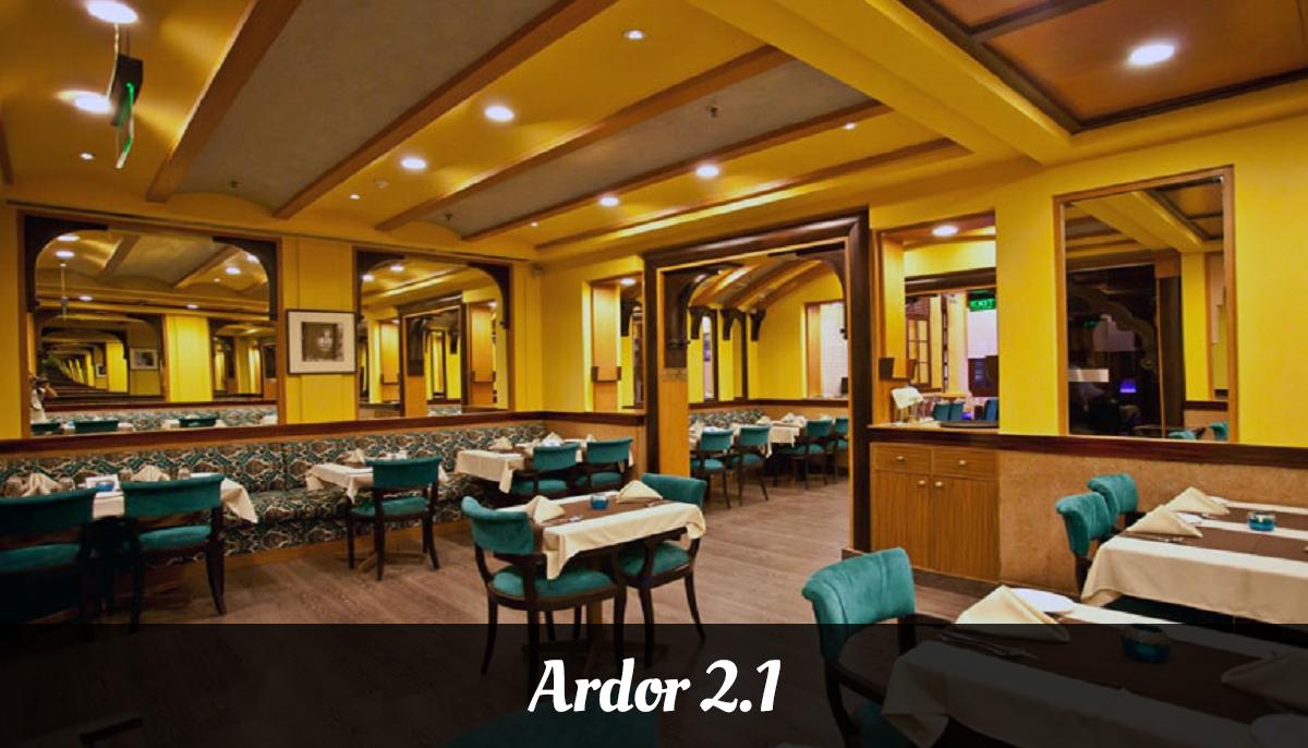Ardor 2