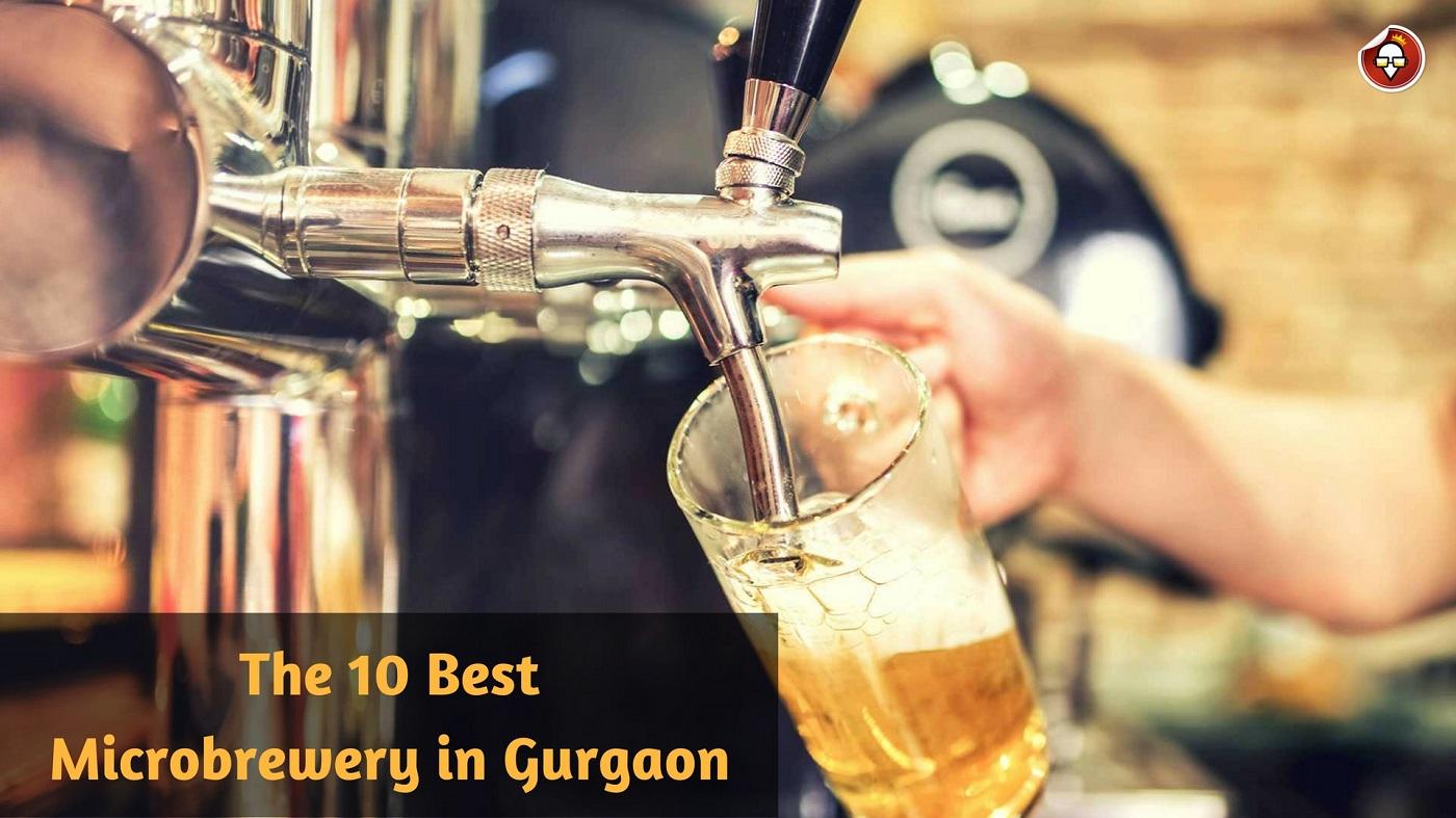 Best Microbrewery in Gurgaon