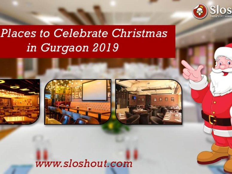 Best Places to Celebrate Christmas in Gurgaon 2019