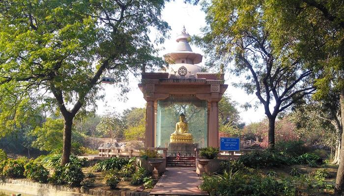 Buddha Garden, DhaulaKuan