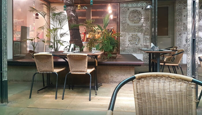 Cafe Lota, Pragati Maidan