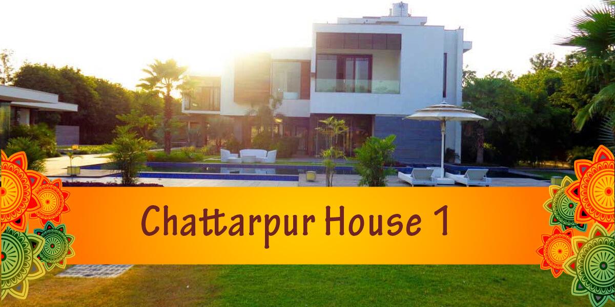 Chattarpur House 1