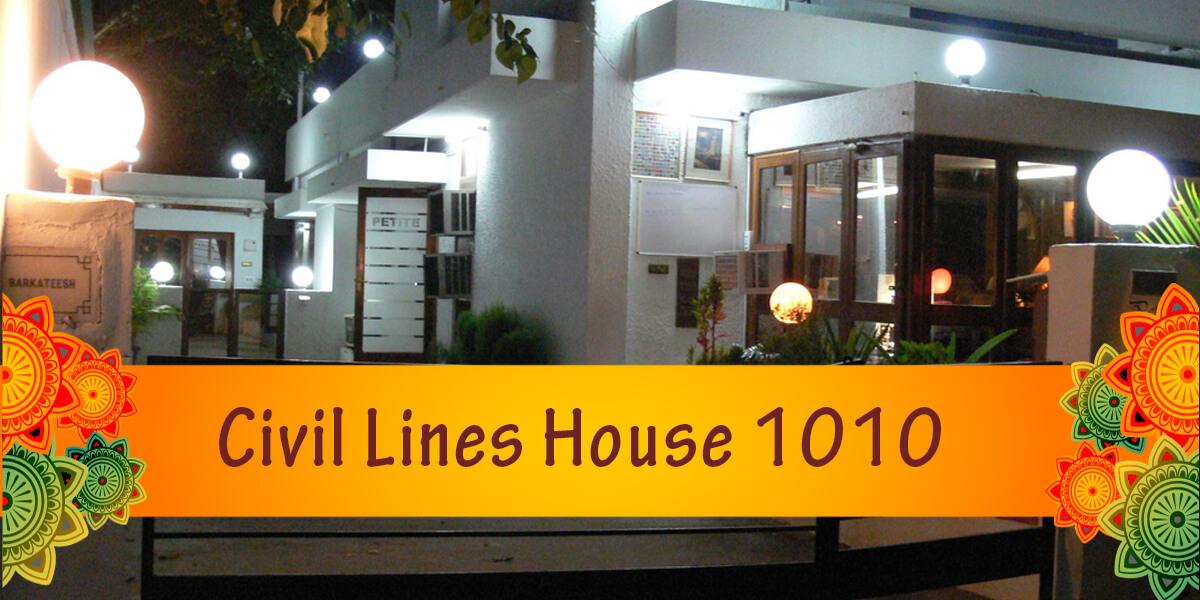 Civil Lines House 1010