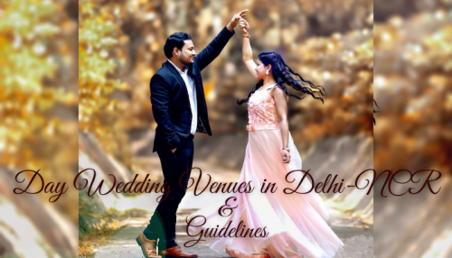 Day Wedding Venues in Delhi-NCR