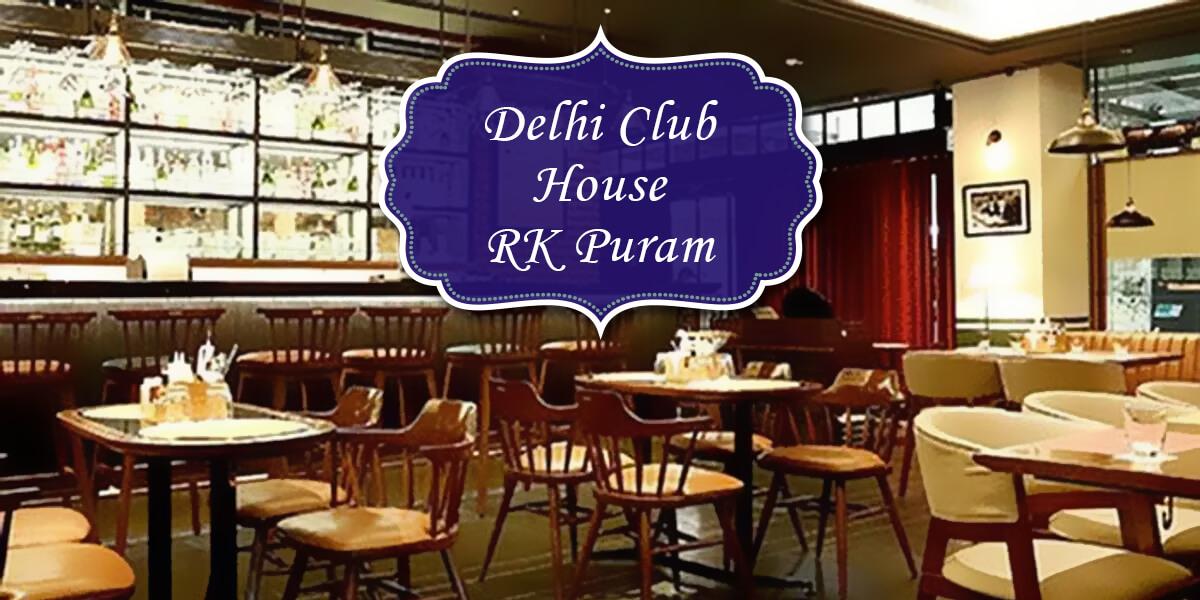 Delhi Club House, RK Puram
