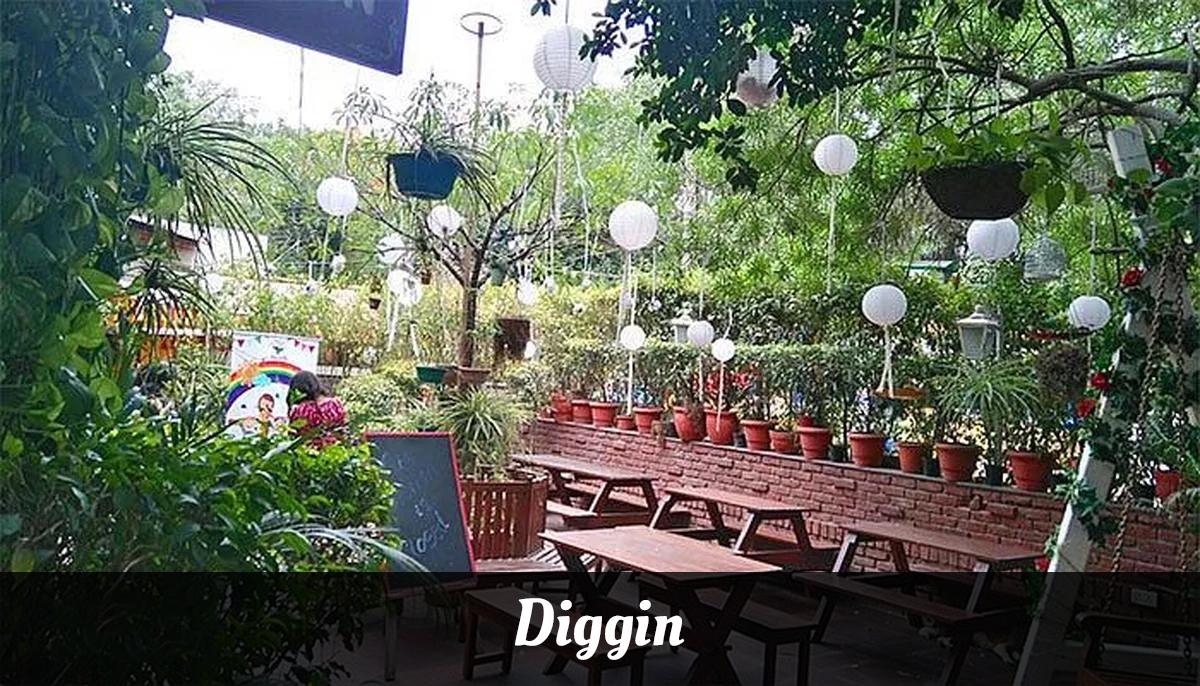 Diggin
