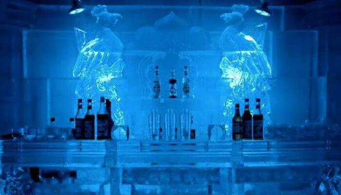 Ice Lounge, Saket