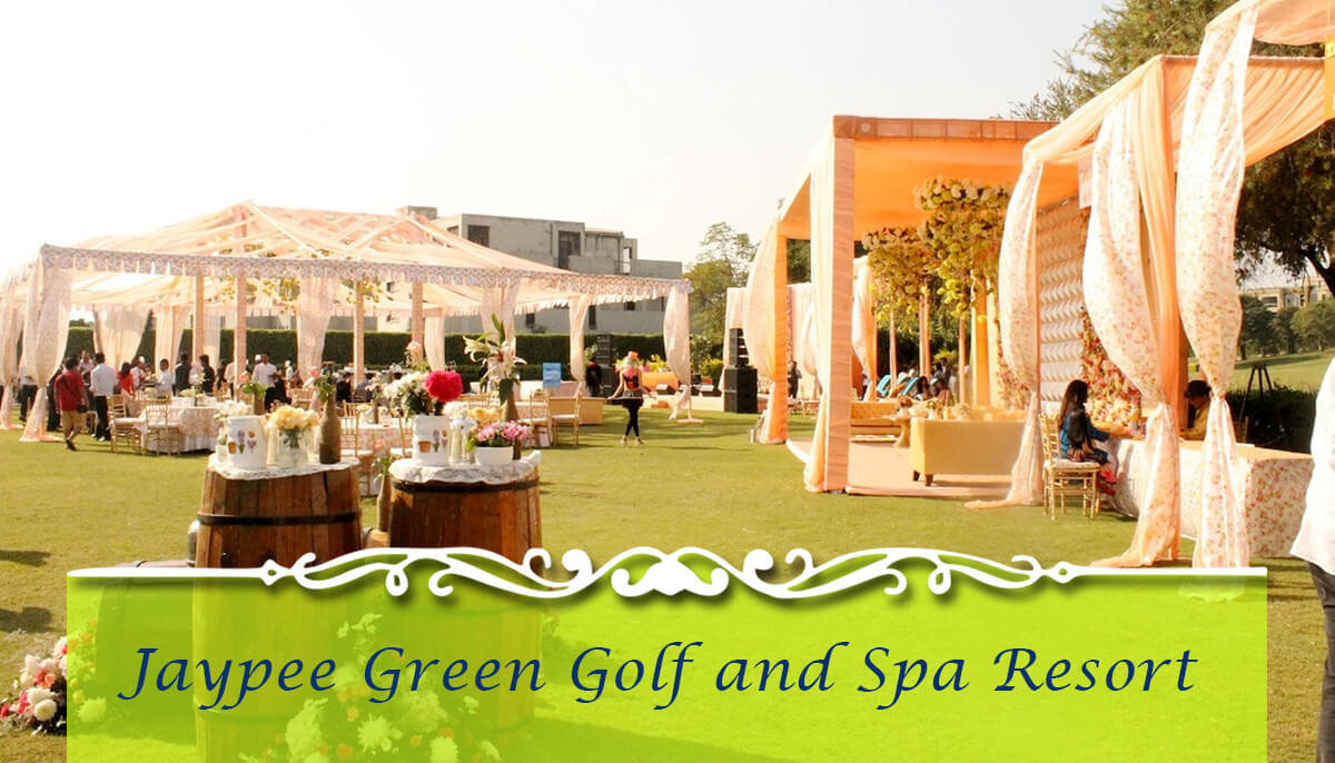 Jaypee Green Golf and Spa Resort