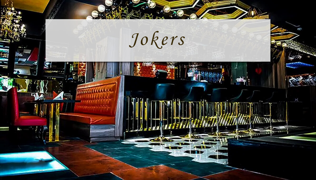 Jokers Noida Party Venues in Noida