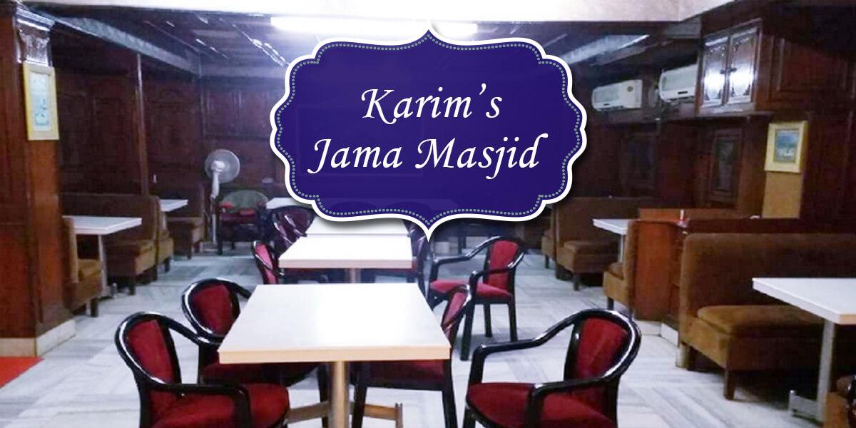 Karim's, Jama Masjid