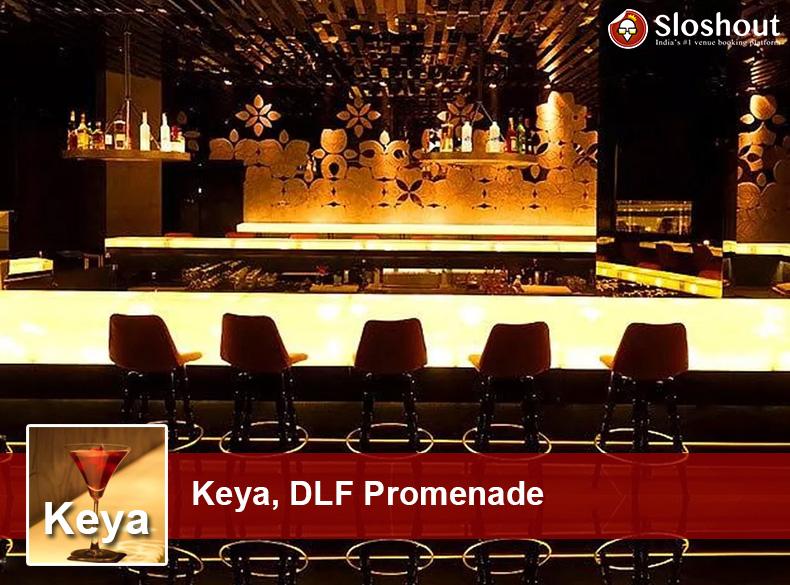 Keya, DLF Promenade