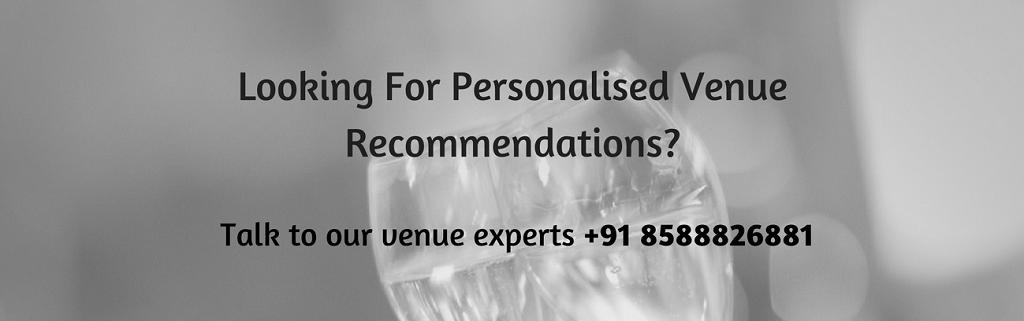 Need help in venue booking
