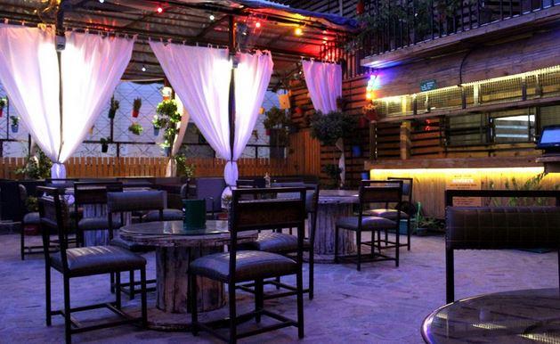 Nowhere Terrace Brewpub Cafe, DLF Phase 4, Gurgaon