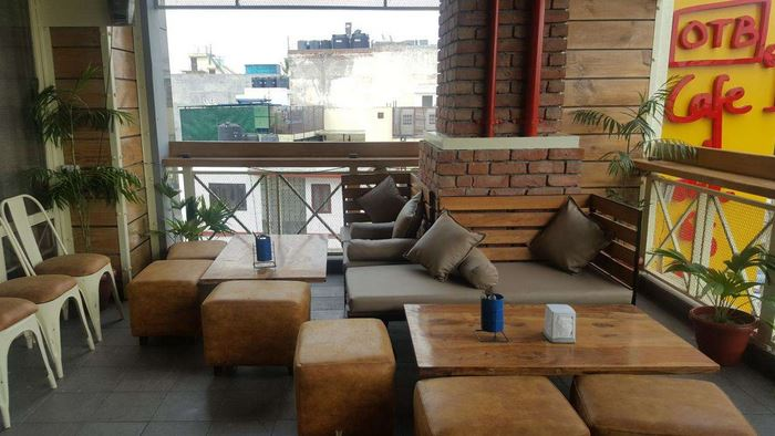 Out of the Box Cafe - Rajouri Garden