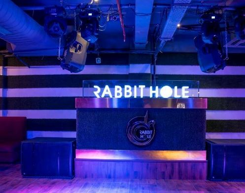 Rabbit Hole HKV