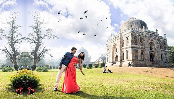 Romantic Places in Delhi To Spend Time With Partner