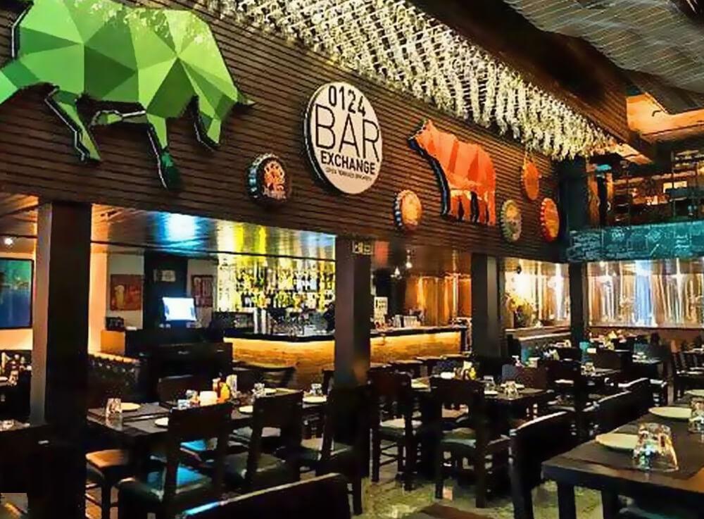 Saturday at 0124 Bar Exchange