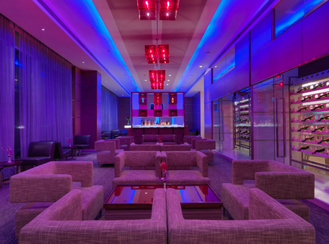 Scarlet Bar - Radisson Blu