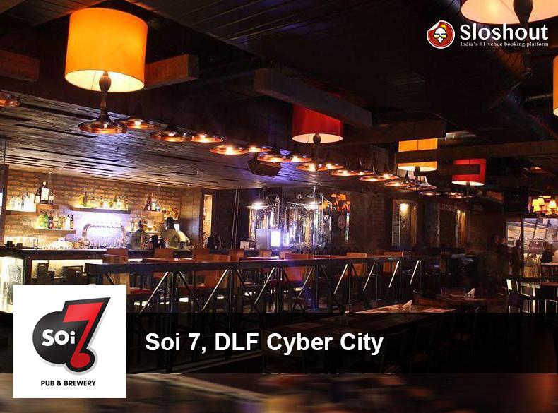 Soi 7, DLF Cyber City