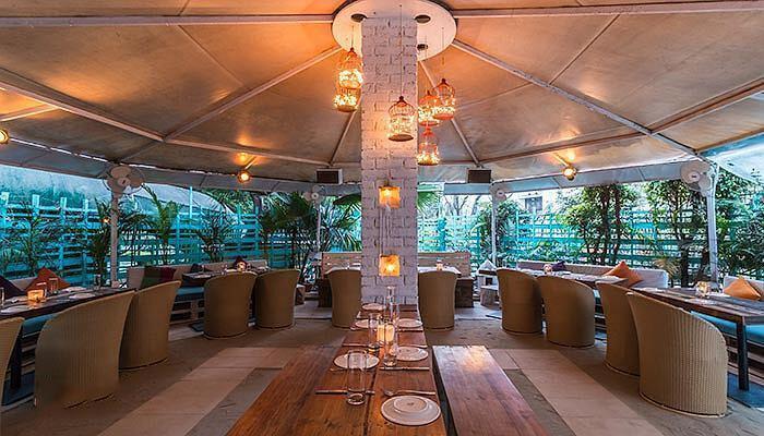 Tabula Beach Café, Khel Gaon