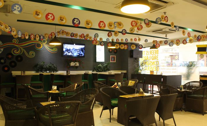 The Beer Cafe Kirti Nagar