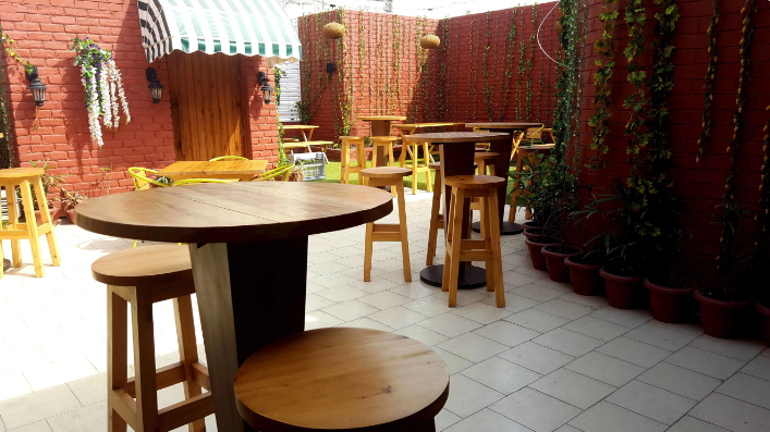 The Derby Cookhouse - Punjabi Bagh