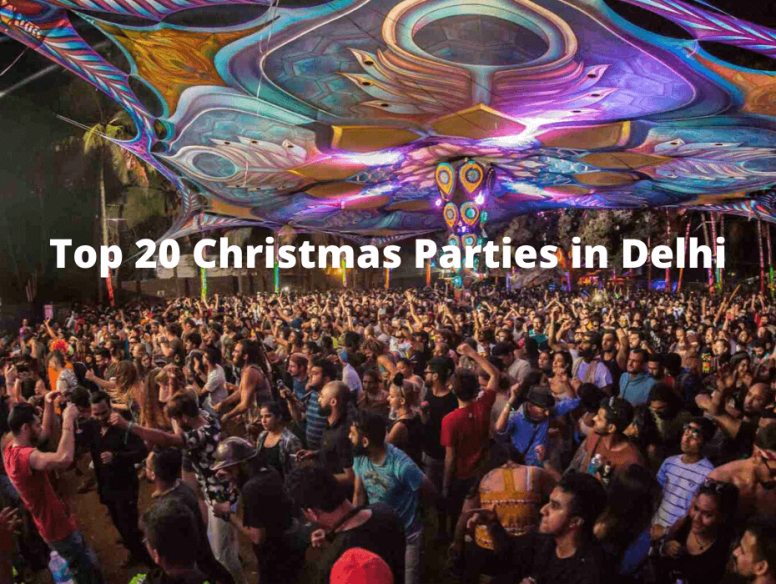 Christmas Parties in Delhi