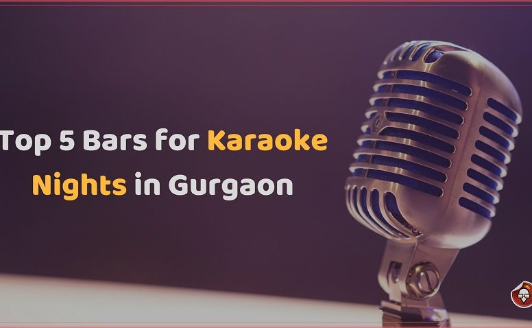 Top 5 Bars for Karaoke Nights in Gurgaon
