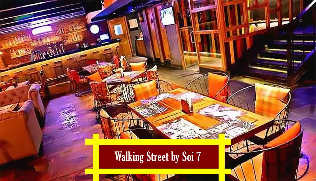 Walking Street by Soi 7