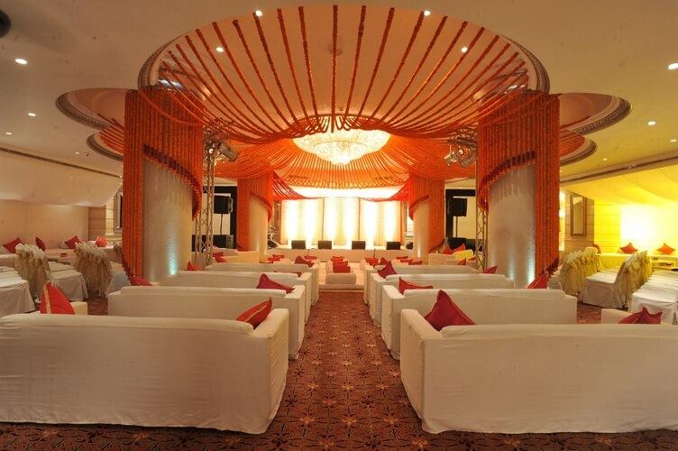 Book Party Hall For 20 Members