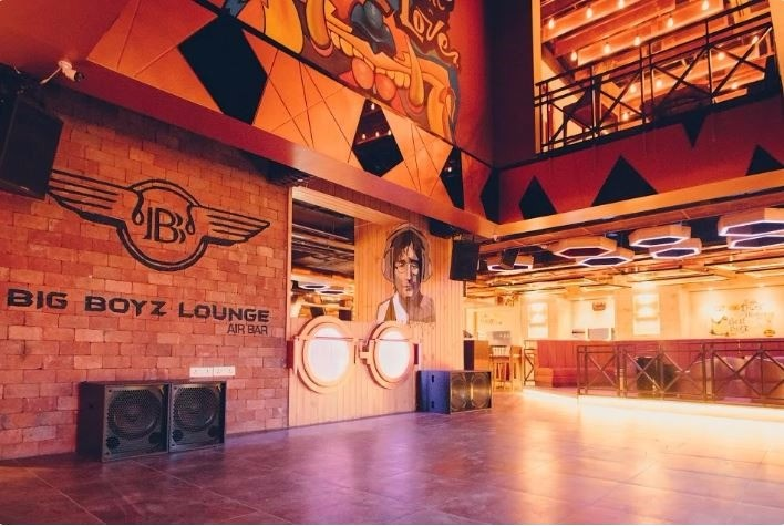 big boyz lounge gurgaon