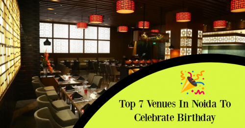 birthday party places in noida
