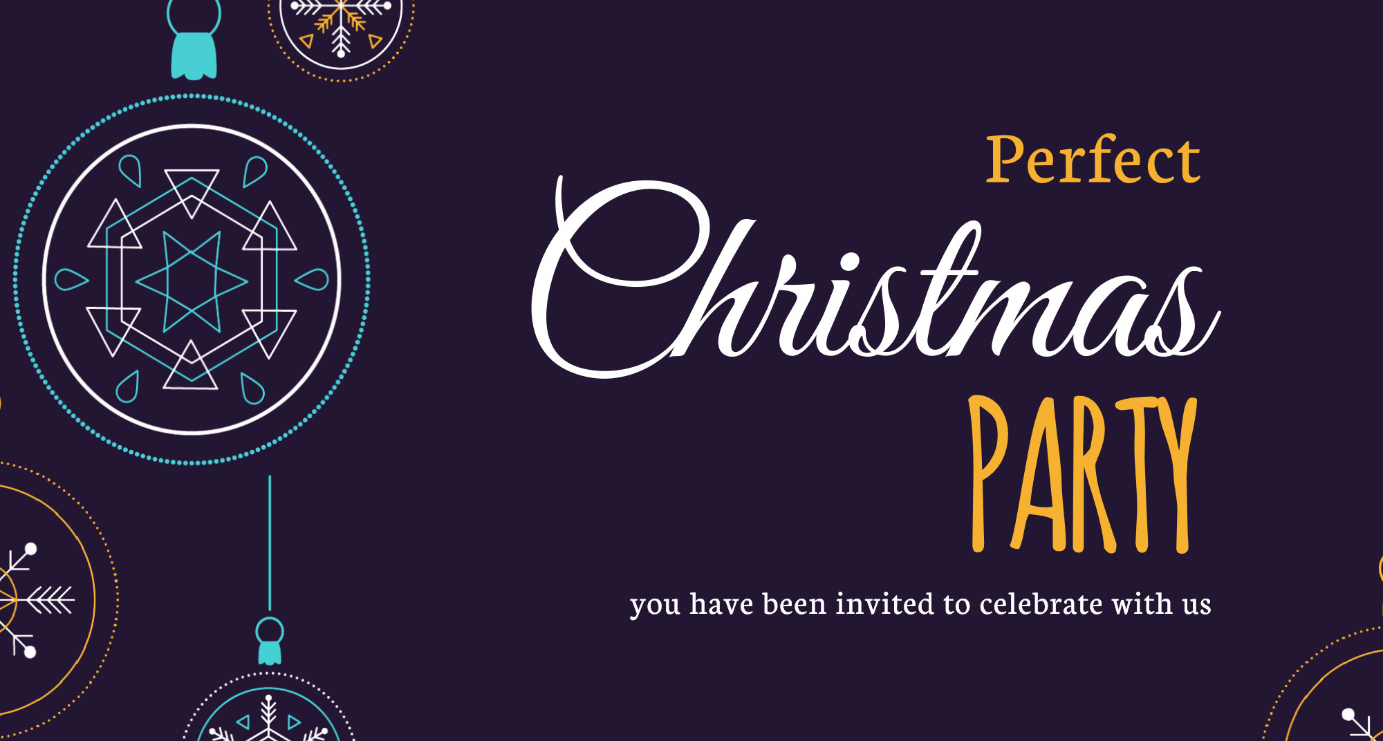 perfect christmas party venues