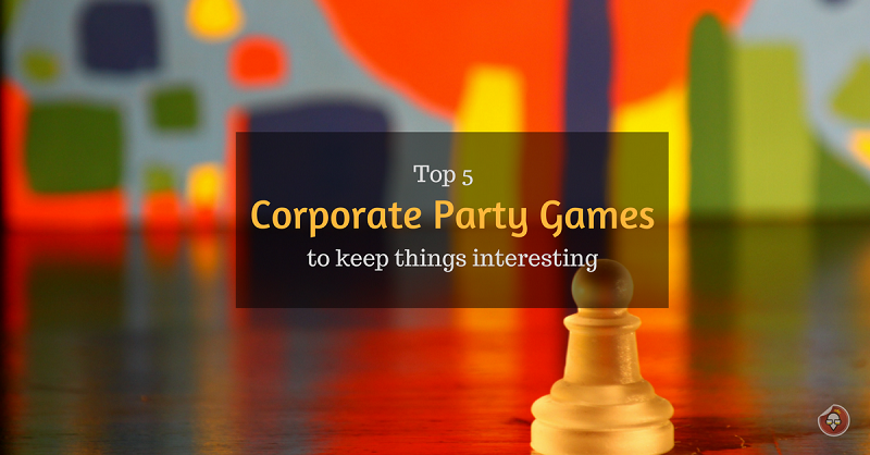 corporate party games