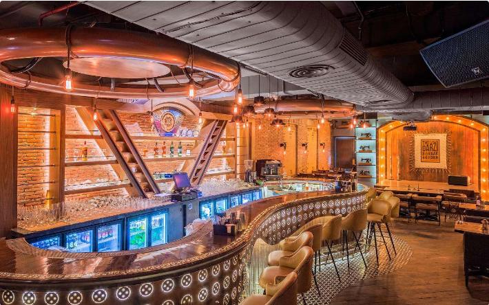darzi bar and kitchen cp