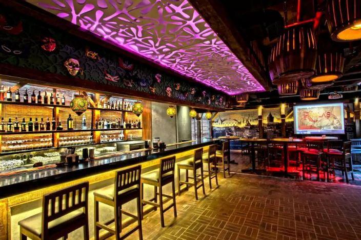 godfather lounge and jazz bar dlf cyber city