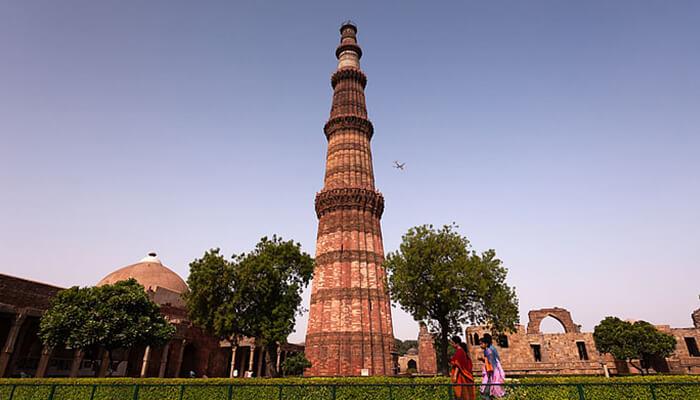 Qutab Minar Complex, New Delhi