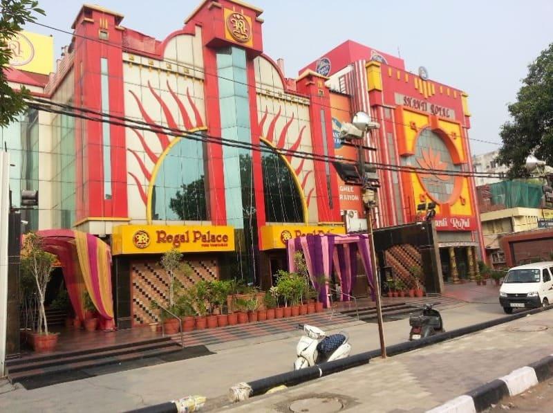 regal palace gt karnal road - Top 10 Wedding Venues in Delhi NCR