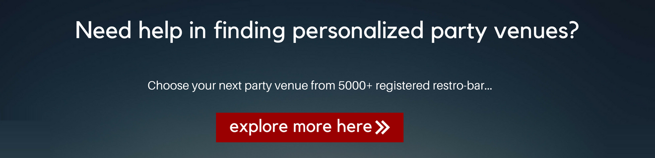 party venue help